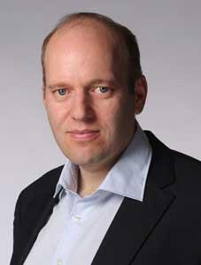 Porträtfoto Michael Janssen