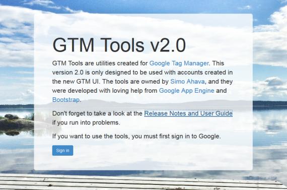 gtm-tools