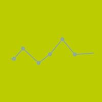 Bild einer Analytics-Kurve.Google Analytics und dem Tagmanager tracken.
