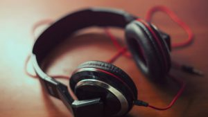 Bilder von Kopfhörern