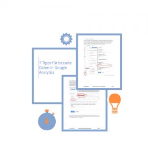 E-Book Google Analytics 7 Tipps für bessere Daten