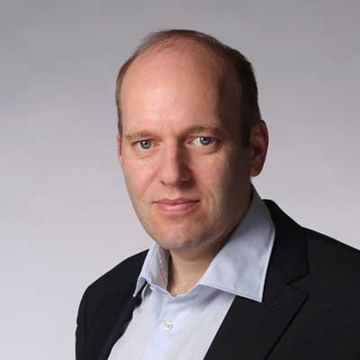 Porträt Michael Janssen Fachmann für Google Analytics