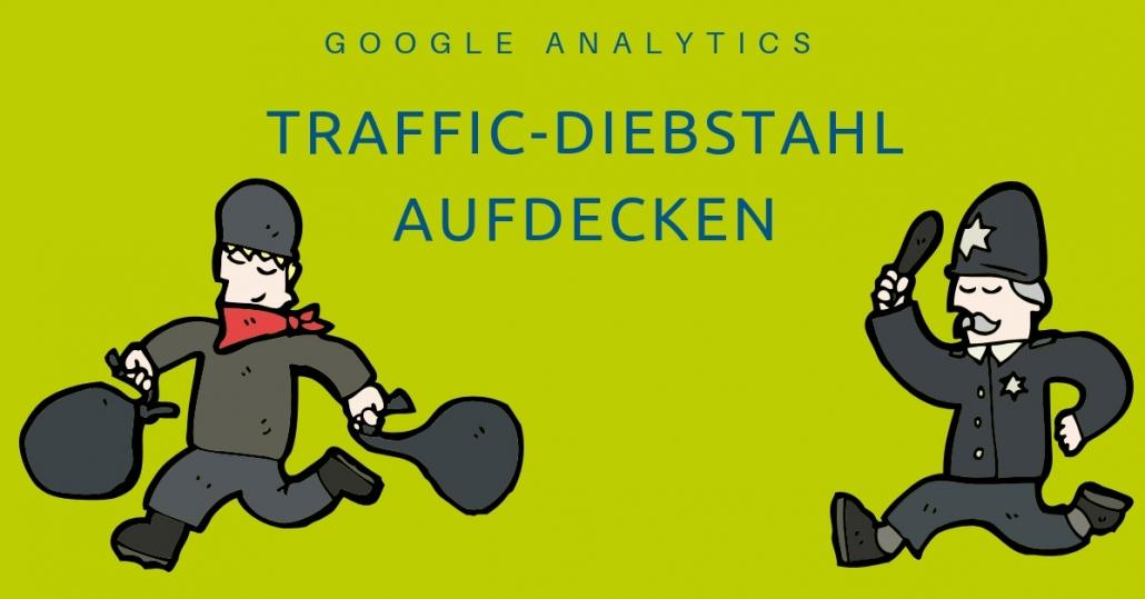 Traffic-Diebstahl aufdecken mit Search Console und Google Analytics |Analytics-Blog von Michael Janssen