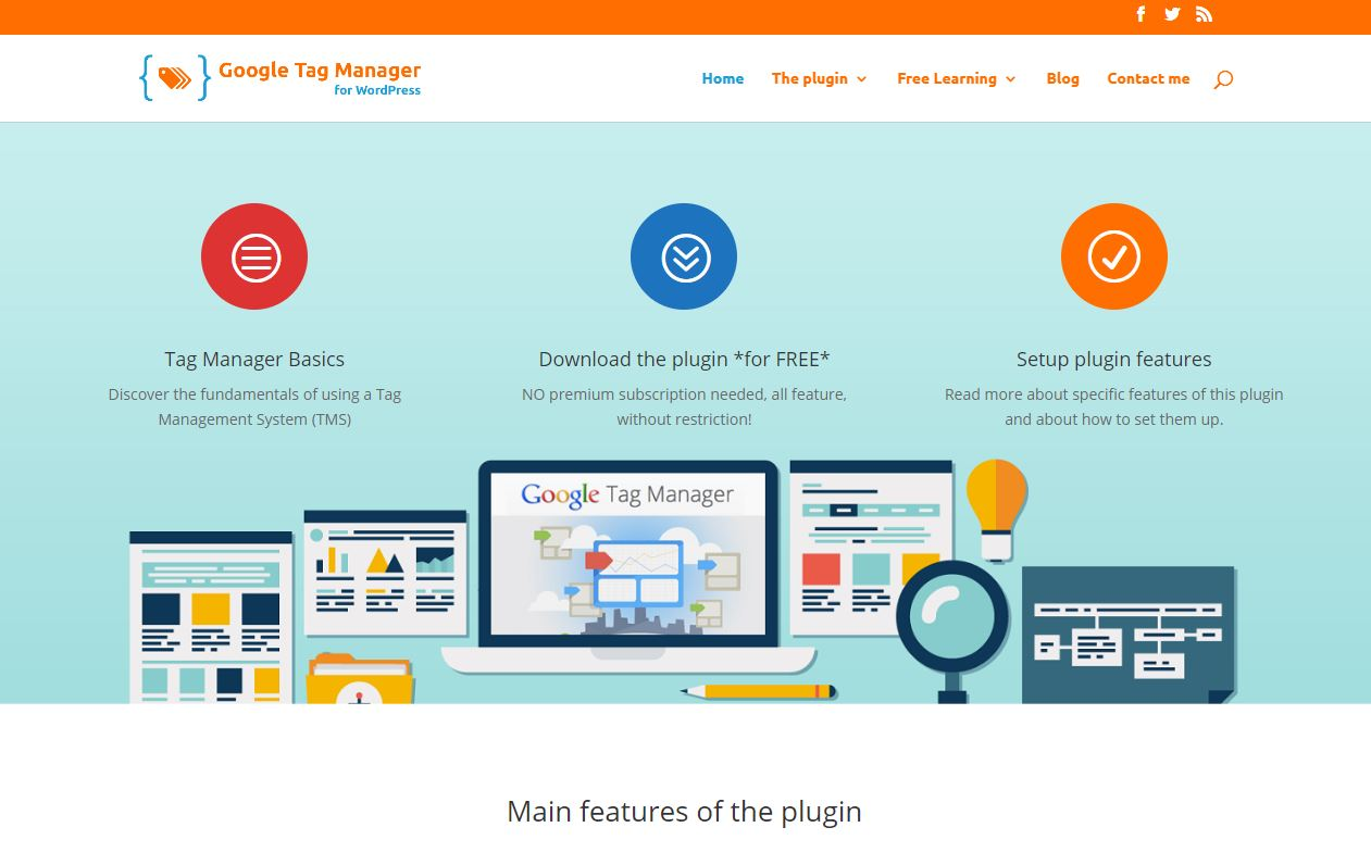 Das DuracellTomi's Tag Manager WordPress Plugins
