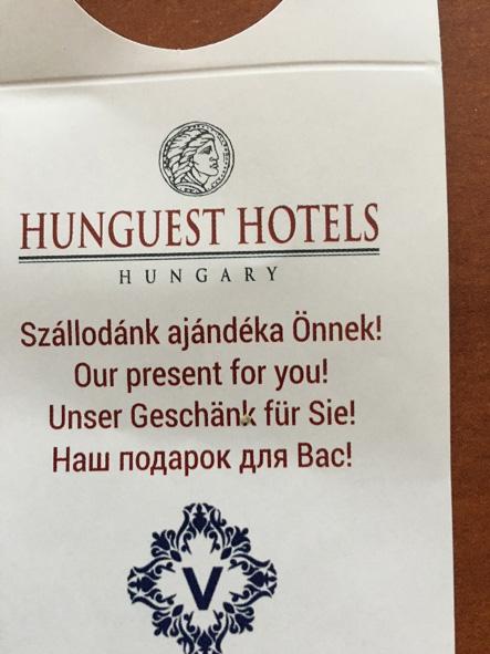 Superweek 2020 Ungarn: Geschenke