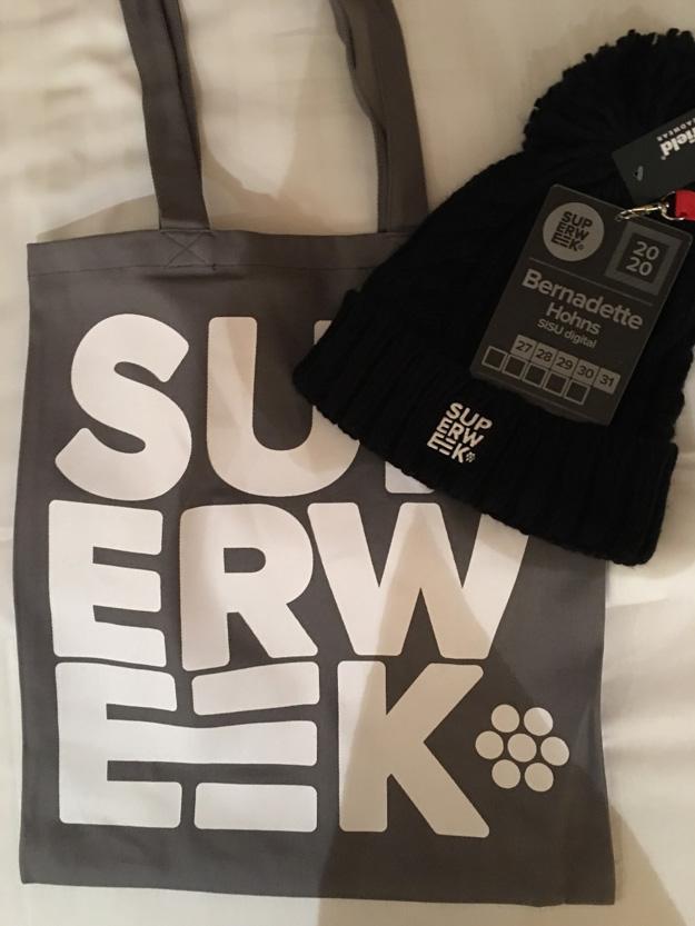 Superweek 2020 Ungarn: Goodies
