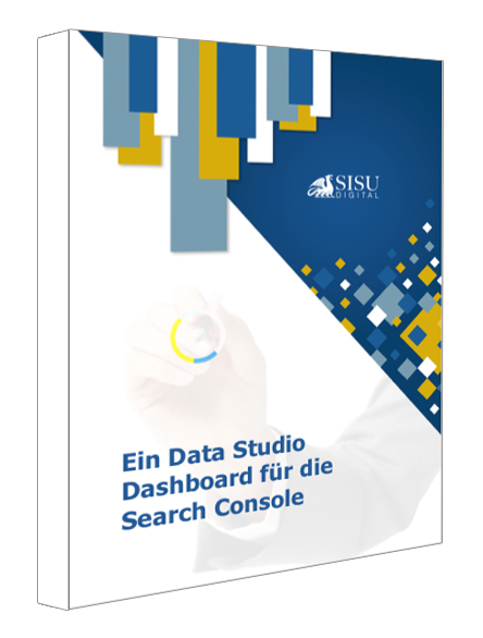 E-Book Data Studio Dashboard für Search Console (SEO und Content)